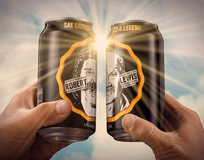 Cheers to a Legend