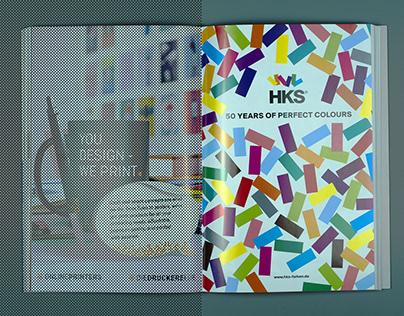 HKS Advert in Slanted #32