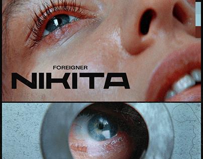 FOREIGNER - NIKITA (Official Single Artwork)