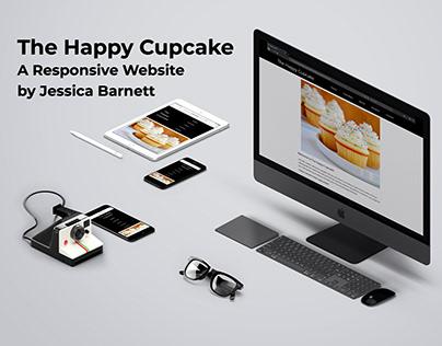 Responsive Web Design - The Happy Cupcake