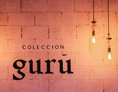 Colección Gurú. Industrial design and interiros.