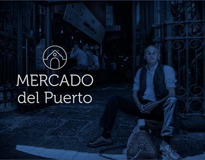 Imagen empresarial Mercado del Puerto