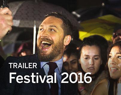 Festival 2016 Reel