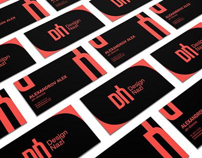 Design Nazi | Brand Identity
