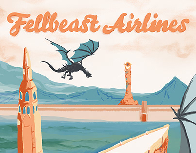 Fellbeast Airlines