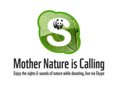 WWF // Mother Nature is Calling