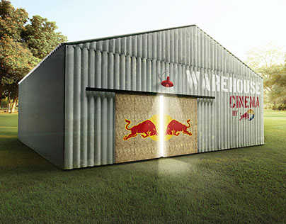 WAREHOUSE CINEMA by Red Bull TV