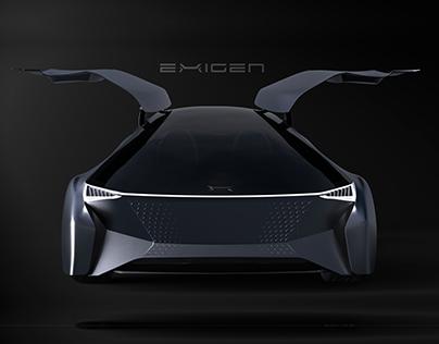EXIGEN // Concept car