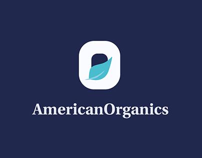 American Organics Logos