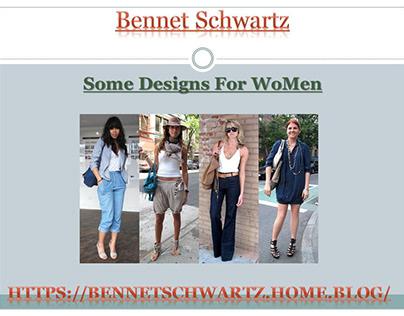 Noticeable Fashion Designs by Bennet Schwartz Melbourne