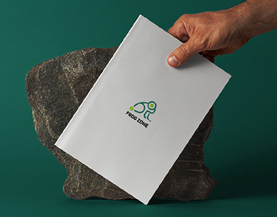Frog Zone Logo