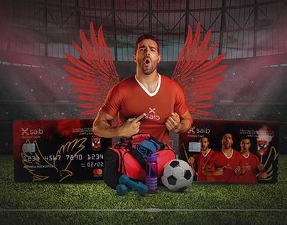 Saib Bank & Al Ahly CS - Campigan