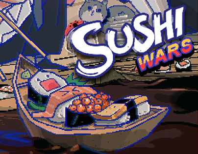 Sushi Wars!