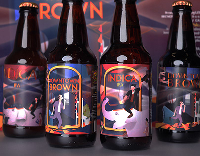 Rebranding: Lost Coast Craft Beer