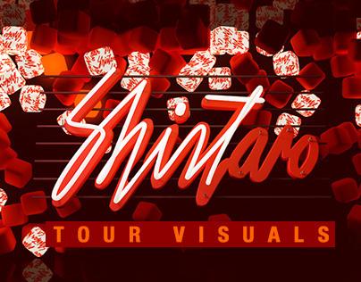 DJ Shintaro - Tour Visuals
