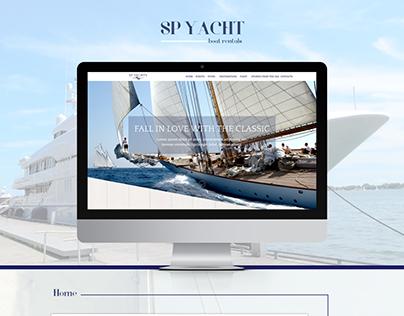 Sp Yacht  - Classic yacht rental
