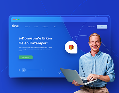 Zirve Yazılım UI/UX & Development
