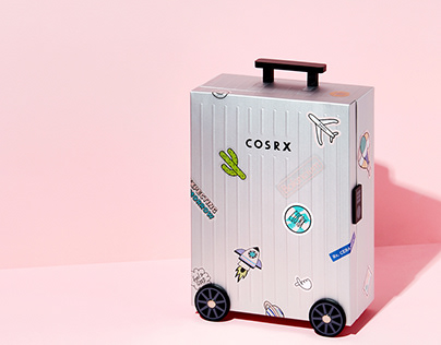 Cosrx Press kit