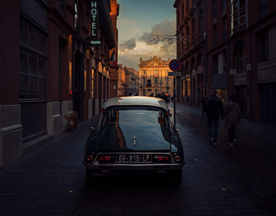 Citroën DS - TOULOUSE