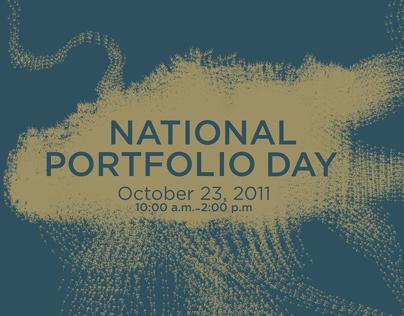 National Portfolio Poster