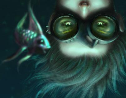 Freak in a Fish Tank