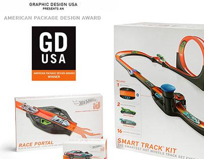Hot Wheels id--branding & packaging