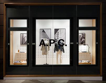 A.P.C. Window