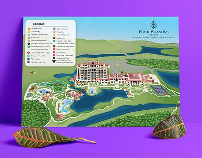 Mapperarti Hotel Map Designs