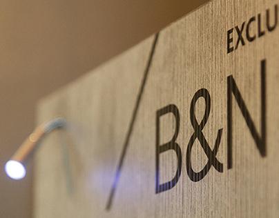 Rack of B&N Exclusive