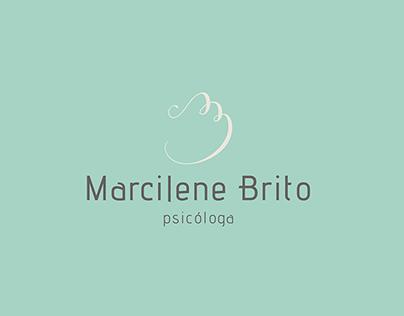 Marcilene Brito - Projeto de Identidade Visual