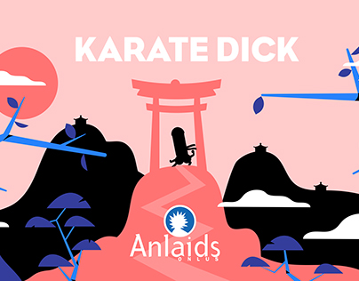 Anlaids Karate Dick - Interactive video