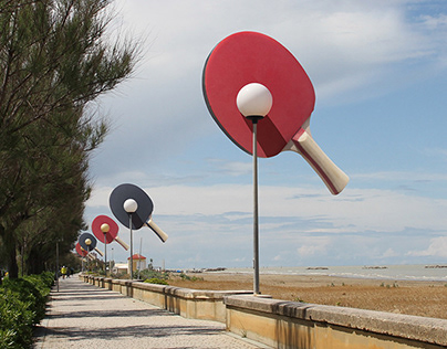 Ping-Pong Association - Outdoor