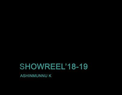 Showreel'18-19