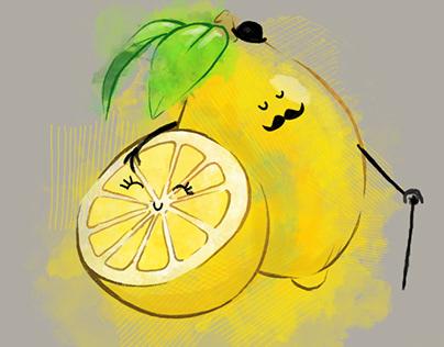 les fruits ont le sourire