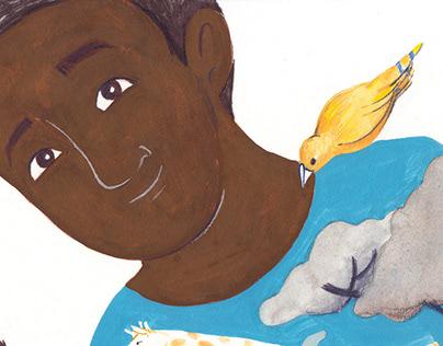 Ilustraciones para cuentos Illustration for stories