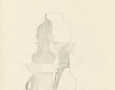 selected drawings / objects