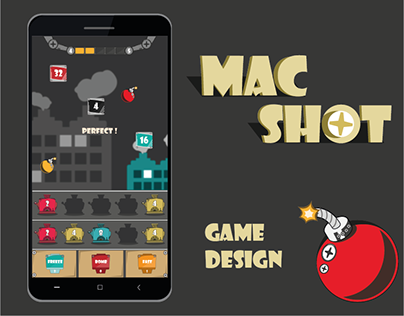 Mac Shot Game Design