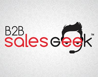 B2B SalesGeek   App Design
