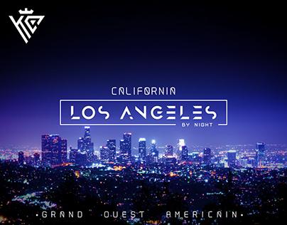 USA - Los Angeles