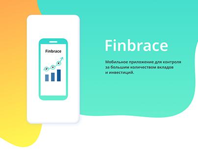 Finbrace — приложение для контроля за финансами