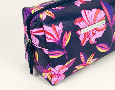 Textile Design // Gardenia Floral Print