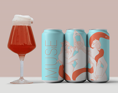 Can design for craft beer: Muse