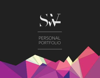 how to make a personal portfolio