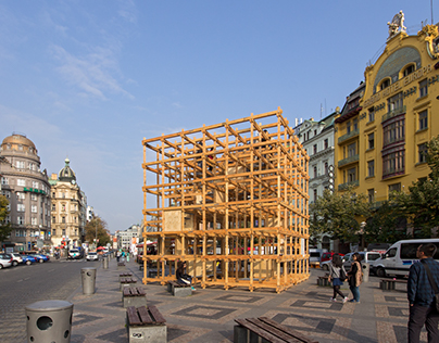 Designblok cube — H3T architekti