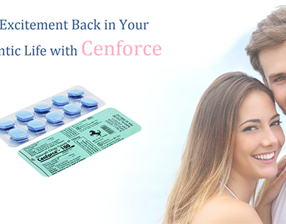 Enjoy Sex Life With Use Of Cenforce 200mg