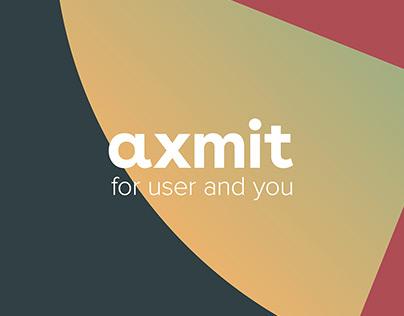 Axmit. Development studio