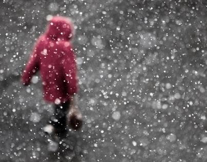 Tombe la neige