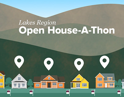 Lakes Region Open House-A-Thon Ad