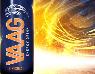 VAAG ® Energy Drink