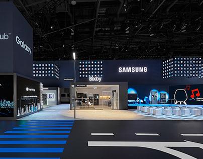 2019 CES Show x Samsung Electronics